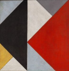 Counter-Composition XIII, 1925-1926, T. v. Doesburg