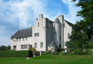 Hill House, C. Mackintosh