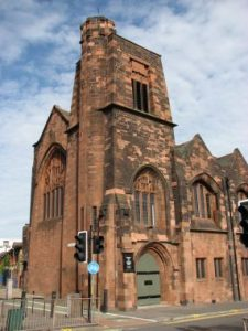 Queen's Cross Church, C. Mackintosh