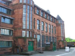 Charles Rennie Mackintosh Scottish Architect And