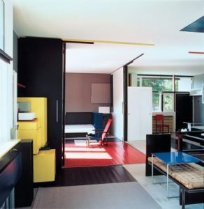 The Schröder House, G. Rietveld, 1924
