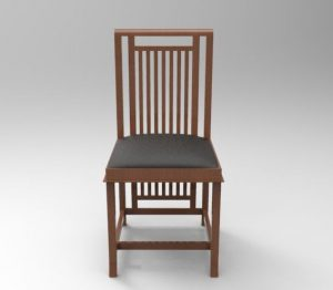 Coonley Chair - 1907