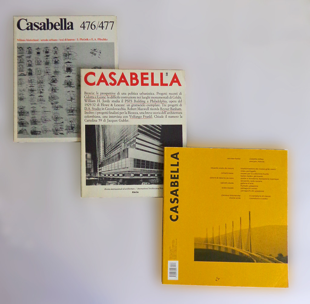 Casabella architecture design and urbanism magazine 1928 for Riviste design casa