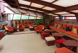 Living Room of Taliesen West