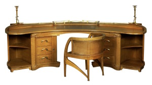 Writing Desk, 1899, v. d. Velde