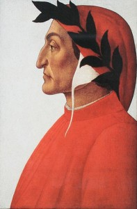 Sandro Botticelli, Portrait of Dante, c.1495, oil on canvas, Bibliothèque et fondation Martin Bodmer (Cologny, Suisse)