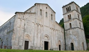 San Liberatore a Maiella is an abbey in Abruzzo, Italy.
