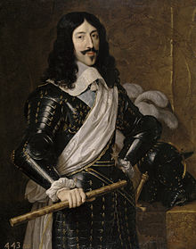 Portrait of Louis XIII.