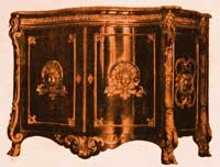 Chest - Louis XIV Furniture Style.