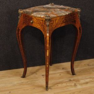A little table in Louis XV style.