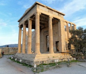 Picture of Temple of Athena Nike