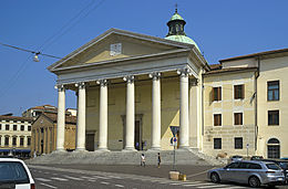 Picture of the Cathedral of Treviso