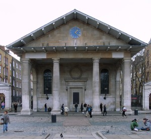 Picture of St Paul in Covent Garden by Inigo Jones