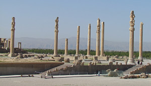 Hall of the Hundred Columns, Persepolis