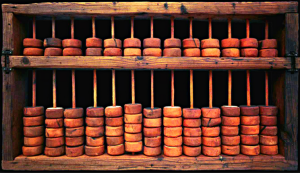 Used in ancient Egypt, India, Greece, Rome, Europe, the Abacus is one of the oldest examples of technology in the classroom.