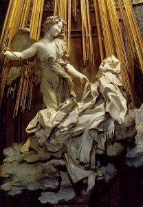 The Ecstasy of Saint Theresa