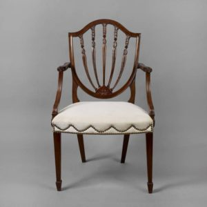 Heppelwhite style chair.