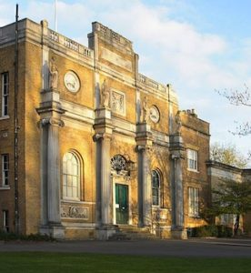 Pitzhanger Manor by John Soane.