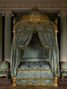 Chippendale beds for Harewood House.