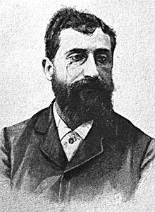 Ernesto Basile, portrait.