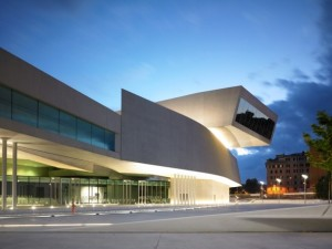 MAXXI – National Museum of the 21st Century Arts (1998–2010), Rome, Italy