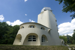Einstein Tower, Potsdam,  Germany (1924), Mendelshon