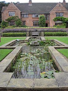 Goddards House and Garden, York, England.