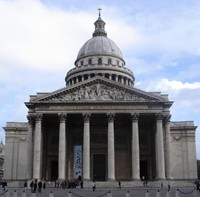 The Pantheon, Paris (1756-97)