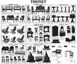 THONET FURNITURE CATALOGUE - 1930s