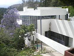 Lovell (Health) House (1929), Los Angeles