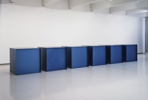 Untitled, by Donald Judd (1971)