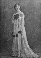 Frances MacDonald, portrait.