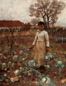 James Guthrie, A Hinds Daughter.