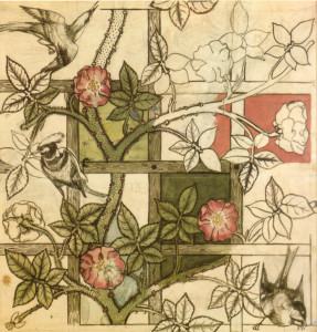 William Morris - Wallpaper Design
