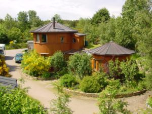 A part of Findhorn Ecovillage.