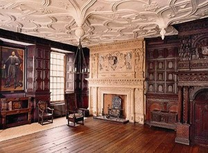 English Renaissance Interior