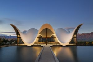 Bosjes Chapel / Steyn Studio (South Africa).