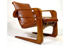 Airline Chair, 1930, Weber.