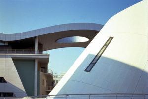 Cité de la Musique, Paris, France, 1995