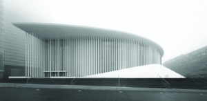 Luxembourg Philharmonie, Luxembourg, 2005.
