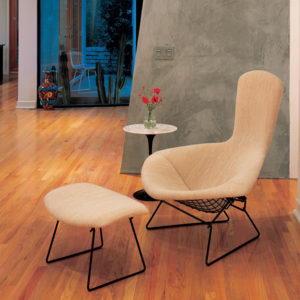 Bird Chair, Harry Bertoia 1952