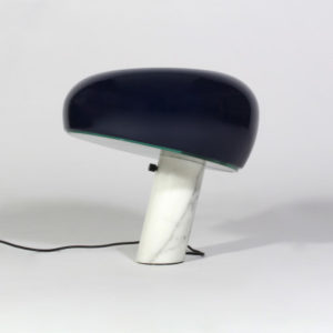 Flos Snoopy Modern Table Lamp by Achille and Pier Giacomo Castiglioni