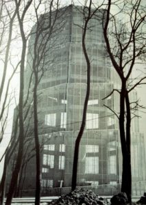 CHRISTIAN DE PORTZAMPARC, WATER TOWER, MARNE-LA-VALLÉE, FRANCE, 1971