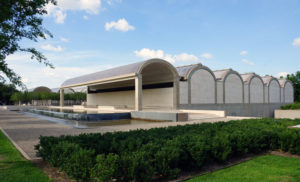 Kimbell Art Museum in Fort Worth, Texas (1966-72)