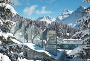Bergoase Wellness Centre, Arosa (Switzerland), 2006