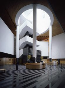 SFMOMA Museum of Modern Art, interior, San Francisco (USA), 1995