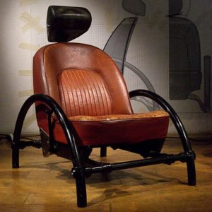 Rover chair by Ron Arad