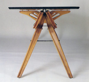 Carlo Mollino, Reale table (1948)