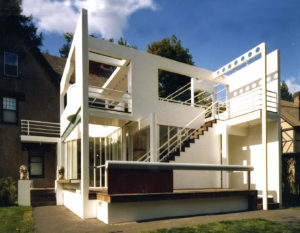 Benacerraf House (1969) in Princeton, New Jersey.