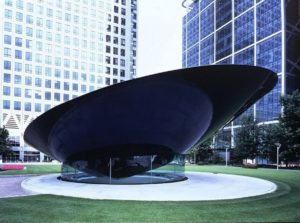 Big Blue, 2000 for Canary Wharf Group